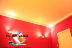 Pintura Satinada en Madrid
