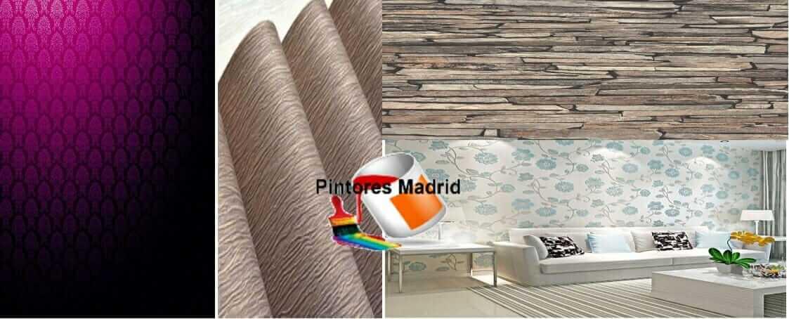 ¿Como colocar papel pintado en Madrid?