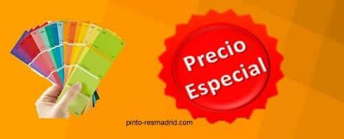 Precios y Oferta Pintores Madrid